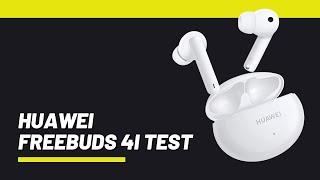 Die HUAWEI FreeBuds 4i Kopfhörer für 79 Euro im Test