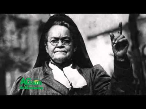 Around Kansas - Carrie Nation - Oct