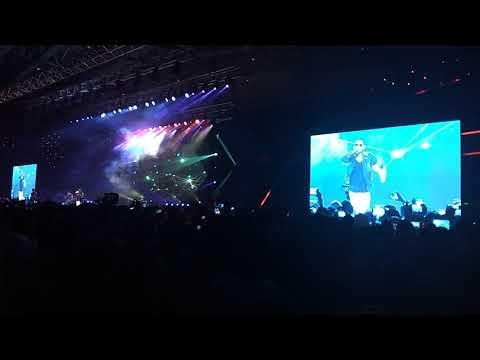 Judika - Biar mama papa larang (live HUT BRI 123)