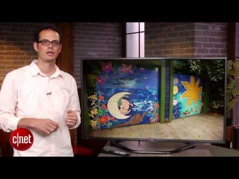 LG 42LA6200 Cinema 3D HDTV - Review