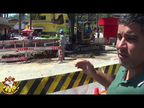 Queda de Energia em São Lourenço da Serra pode estar com os dias contados , Diretor de Obras Carlos Lago explica as obras de Melhorias de Energia Elétrica em São Lourenço da Serra