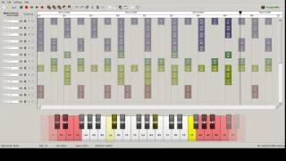 Original Noteblock Music #2: Icy Cave | Hyperdron