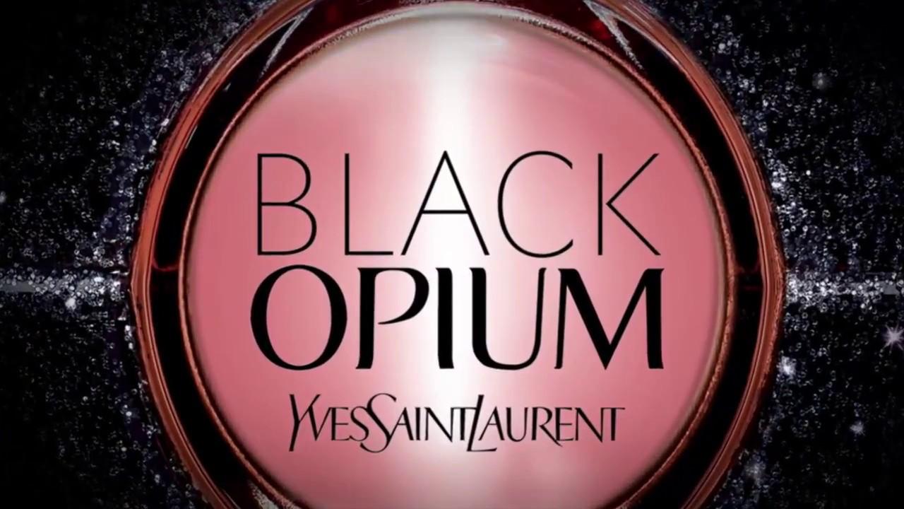 Relaunch of Yves Saint Laurent Beauty Black Opium