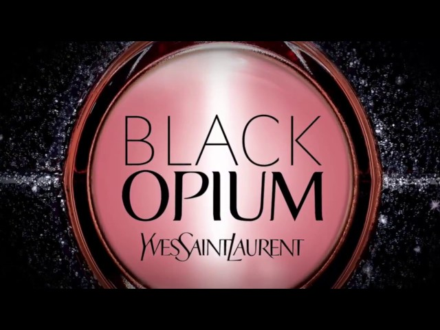 Relaunch of Yves Saint Laurent Beauty Black Opium