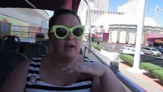 Big Bus Tour Las Vegas Fremont Street Day Trip Review - Two Minute Travel