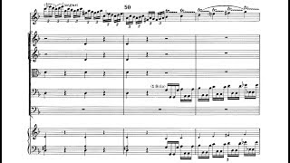 """Violin Concerto """"Autumn / L'Autunno"""" In F Major, Op. 8 No. 3 - Vivaldi (Score)"""