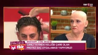 Pelin Çift ile İyi Fikir TRT - Hair Hotel Saç Çözümleri Merkezi - Leyla Pektaş - Gökhan Murat Pektaş