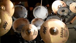 Dream Theater - Along For The Ride Drum Cover