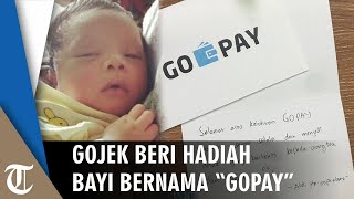 Viral Bayi Bernama Gopay di Lampung, Gojek Indonesia Beri Hadiah Istimewa