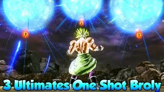Which 3 Ultimates Can One Shot DBS Broly?! - Dragon Ball Xenoverse 2
