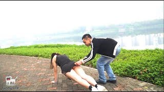 Indian New funny Video😄Collection Of The Funniest Pranks in The Park