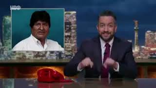 Chumel Torres hablando de las elecciones en Bolivia. // Suscríbete