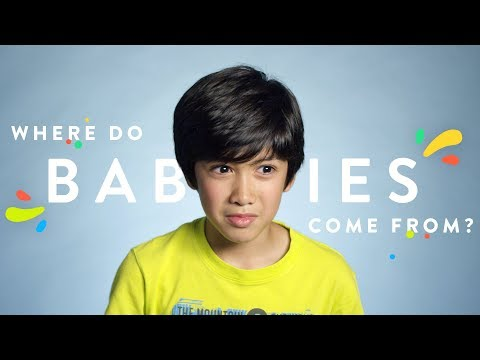 100 Kids: Where Do Babies Come From?