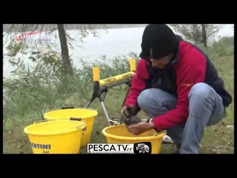 Pescando nel delta di Dnieper