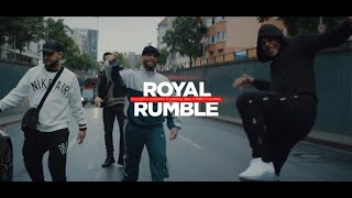 KALAZH44 X LUCIANO X NIMO X CAPITAL BRA X SAMRA   ROYAL RUMBLE [CUT VERSION!] [OHNE ZWISCHENSZENEN]
