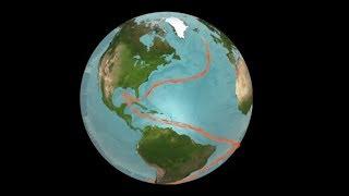 Le Gulf Stream, ce système régulateur du climat