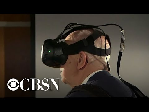 Could VR help spot early signs of Alzheimer's disease?