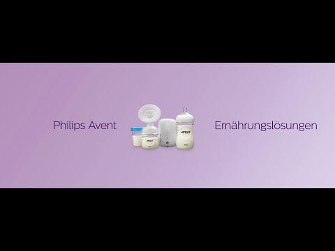 Philips AVENT Elektrische Doppelmilchpumpe