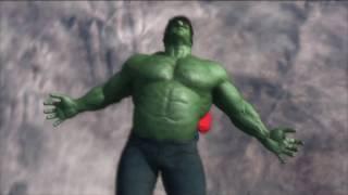 Making of Superman vs Hulk - The Fight (Part 4) - Draft #2