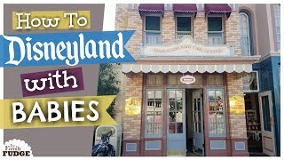 Whats INSIDE The Baby Care Center? || BABIES At DISNEYLAND