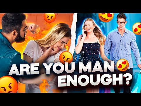 What It Means To Be A MAN In A RELATIONSHIP - Dominant or Submissive?