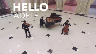 Hello - Adele (Piano Cover) - 2017 Grammy Award Best Song, Album & Record!!!