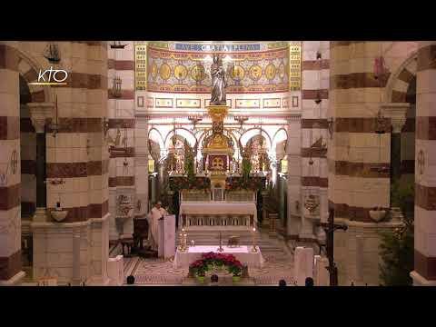 Laudes et Messe du 31 décembre 2020 à Notre-Dame de la Garde