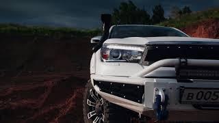 Тюнинг Toyota Hilux 2018 г.в. от BMS Engineering