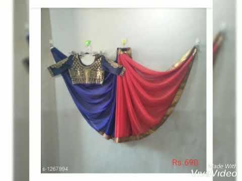 Beautiful chiffon sarees