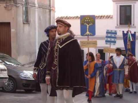 alia - SFILATA STORICA - FRANCESCA CIFUENTES - 2^parte