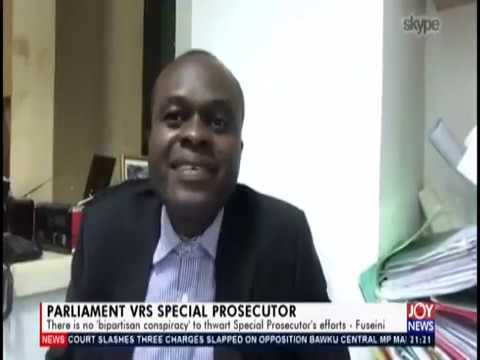 Parliament Vrs Special Prosecutor - PM Express on JoyNews (17-6-19)