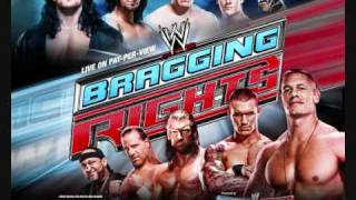 "WWE Bragging Rights Official Theme - - ""Step Up (I'm On It)"" by Maylene and The Sons of Disaster"
