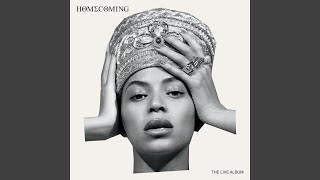 Beyoncé Before I Let Go Homecoming Live Bonus Track