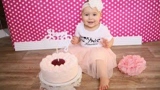 видео приглашение на день рождения 1 годик