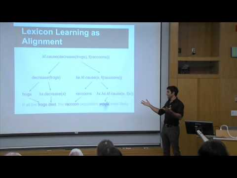 Probabilistic Models for Learning a Semantic Parser Lexicon Thumbnail