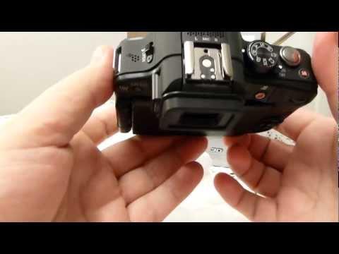 Panasonic Lumix DMC-G3 Digital Camera Unboxing Video Full HD 1080p