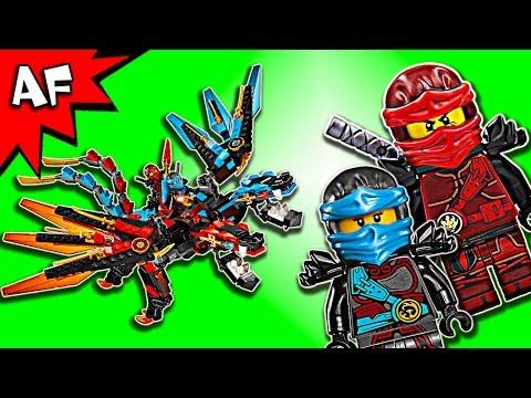 Lego Ninjago <b>Dragon</b>'s <b>Forge</b> <b>70627</b> The Hands of Time |…