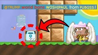 Growtopia | WTF BAN!? SCAM FAIL!!