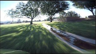 Nazgul 5 HD DJI FPV Park Freestyle and Cruise Scottsdale, AZ Scottsdale Ranch Park Drone Footage