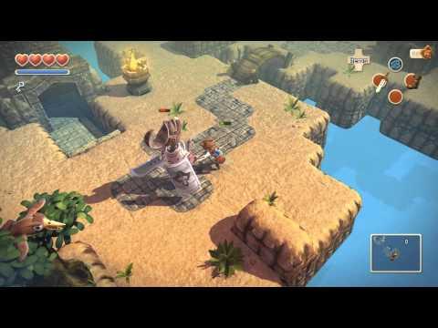 Oceanhorn: Monster of Uncharted Seas Trailer thumbnail