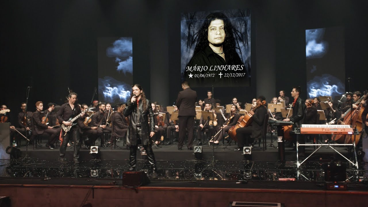 """Hope"" performed by Heaven's Guardian & Youth Symphonic Orchestra of Goiás in memory of Mário Linhares."