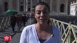 #Synod2018: el Papa en medio a los jóvenes