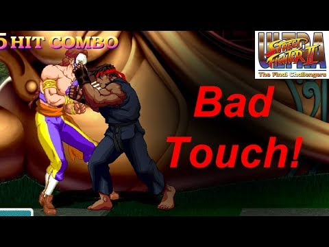 """Bad Touch!"", an USFII Combo Video"