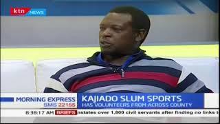 Kajiado slum sports