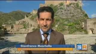 preview picture of video 'TG3 Sicilia presenta il Maniero della speranza Scaletta Zanclea 24 Gennaio 2015'
