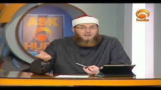 The Possibility of Imagining Allah in front of You to achieve tranquility #HUDATV