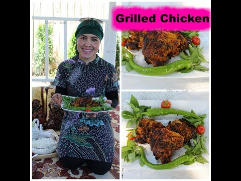 Indonesian Grilled Chicken/Ayam Bakar