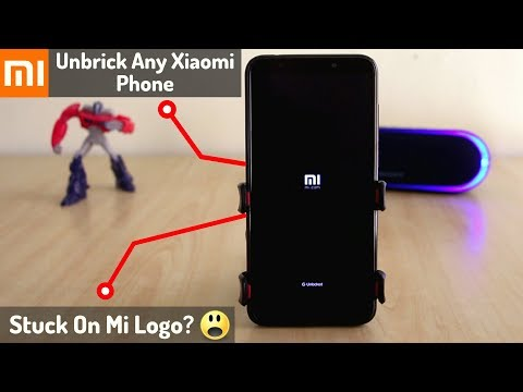 Unbrick ANY Xiaomi Phone ft  Redmi Note 5,Note5 PRO, Redmi 5