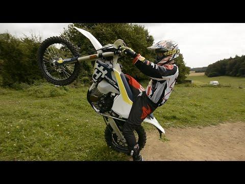Husqvarna FE 450 2017 / Bike test review #6