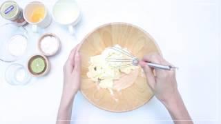 สอนทำเค้ก Newyork Cheesecake เค้กทำเองง่ายๆ ที่บ้าน